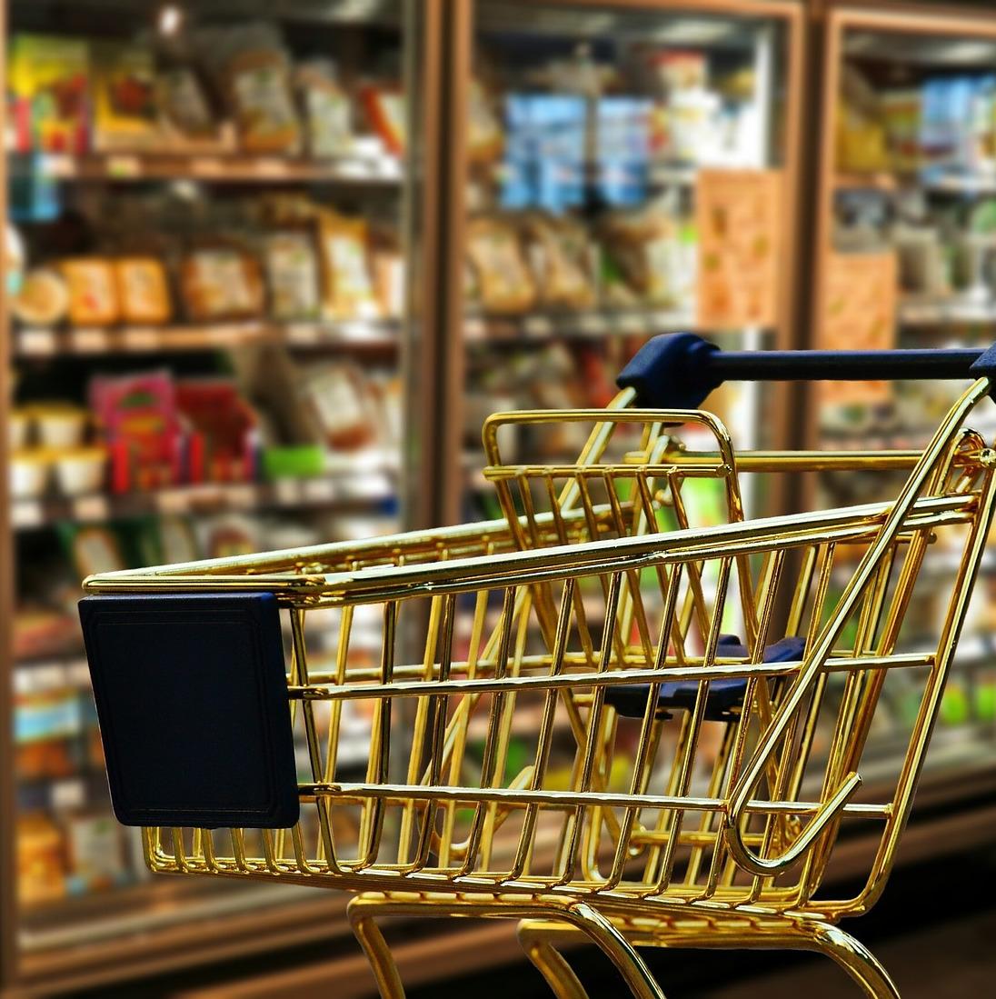Lebensmittel und Genussmittel einkaufen in Eilbek