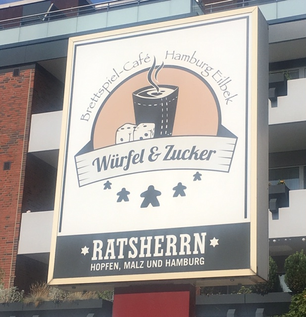 Logo Würfel & Zucker