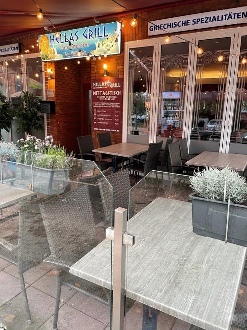 Restaurant Hellas Grill Eilbek