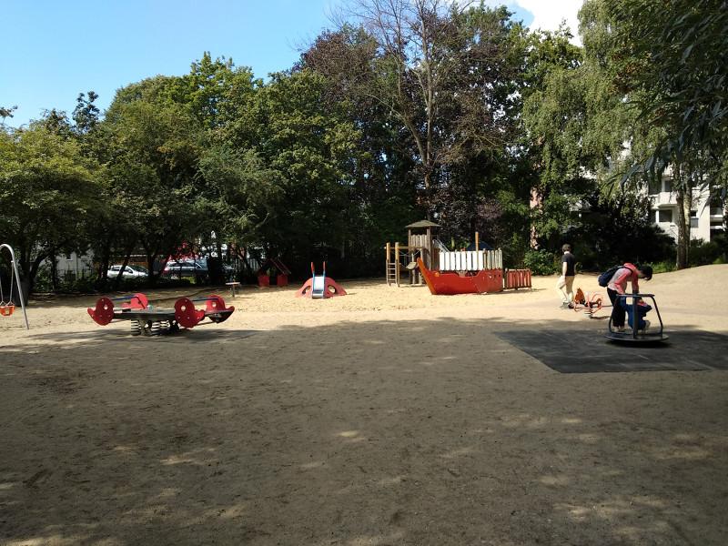 Spielplatz Eilbek Jacobipark