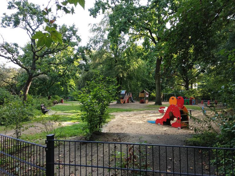 Spielplatz am Eilbeker Kanal
