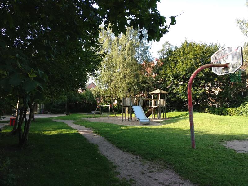 Spielplatz Kantstrasse