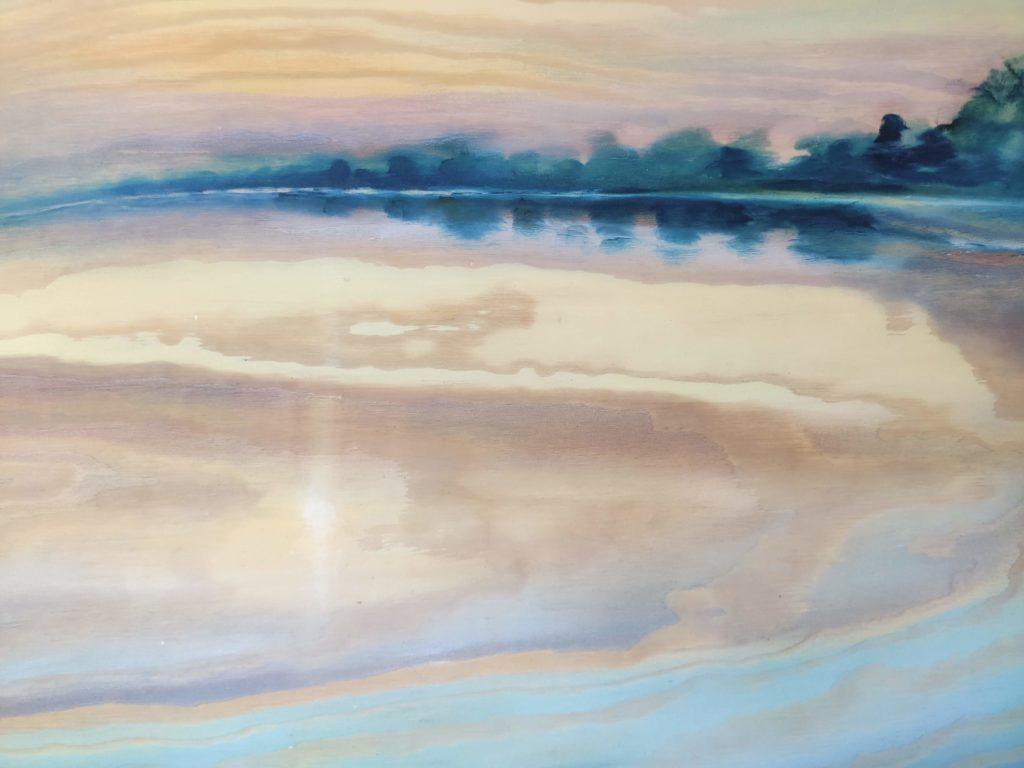 Jens-Peter-Tschuschke - Bild: ein See
