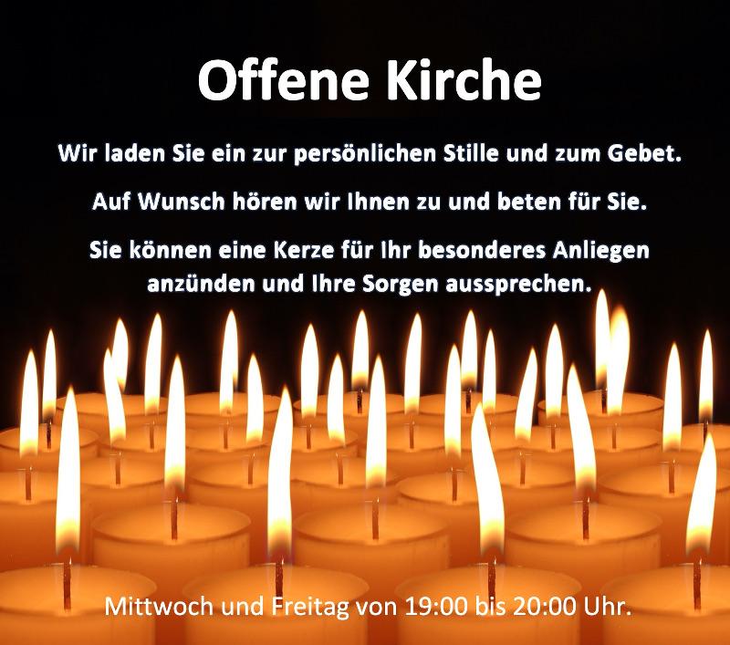 offene Kirche Eilbek