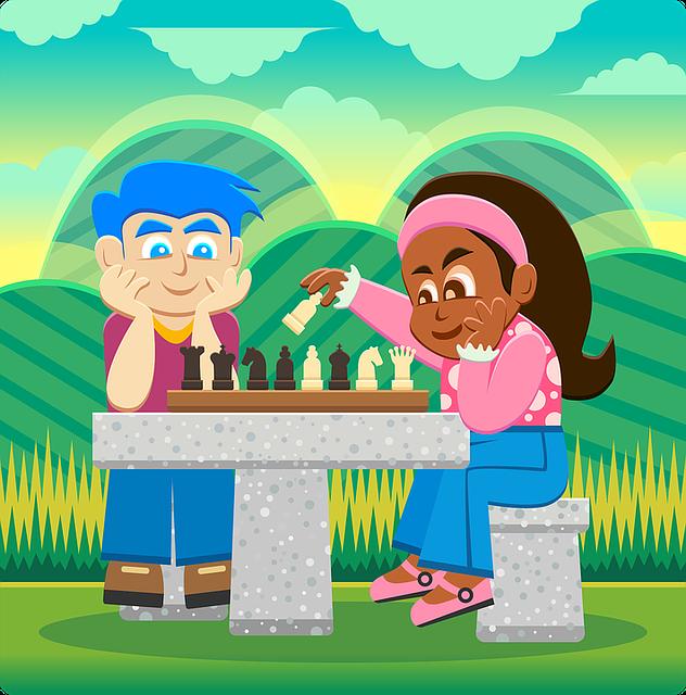 Kinder Schachschule Eilbek