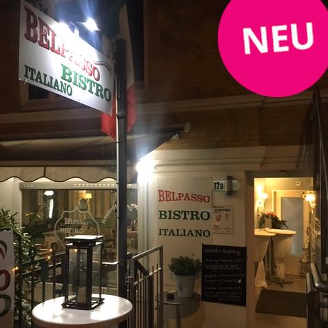 Restaurant Eilbek Belpasso Bistro Italiano