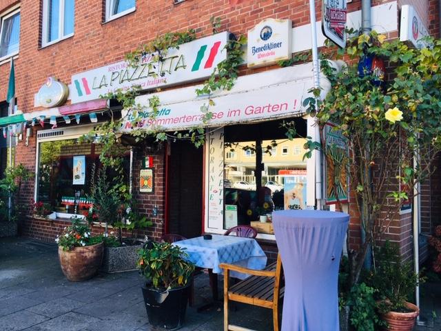 Restaurant La Piazzetta Eilbek