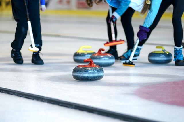 Curling Spiel