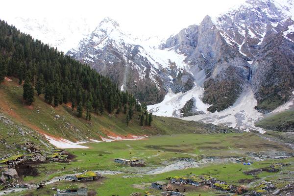 Bagrot Tal Pakistan