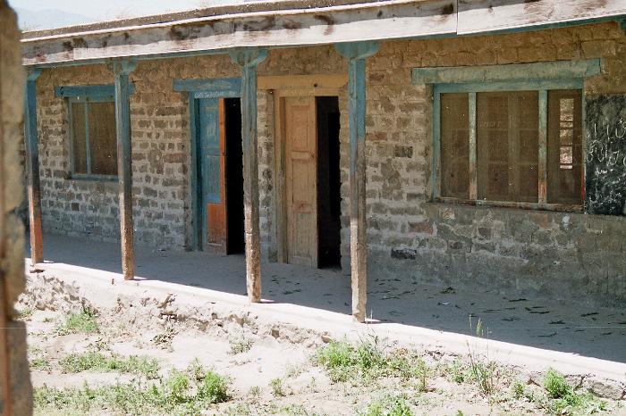 Erste Mädchenschule im Bagrot Tal