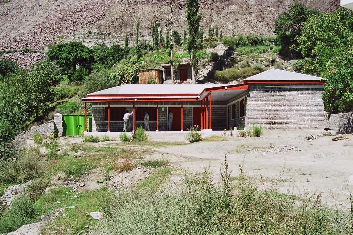 neues Gebäude 2004