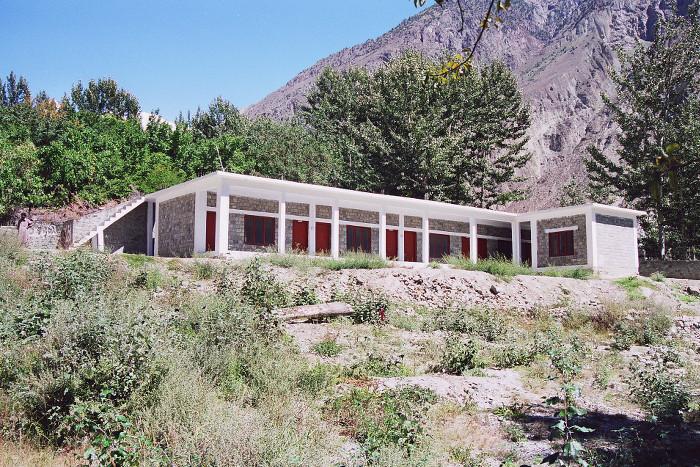 2. neues Gebäude 2004