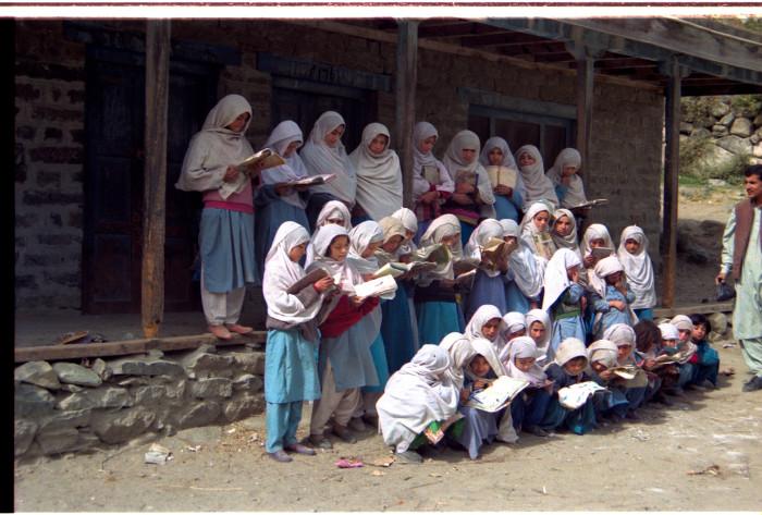 Schülerinnen 1995