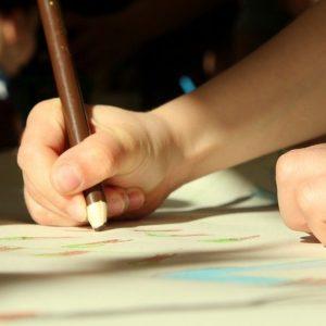Kind zeichnet - Malwettbewerb