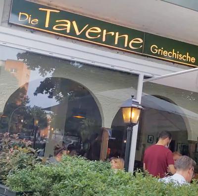 Die Taverne Eilbek